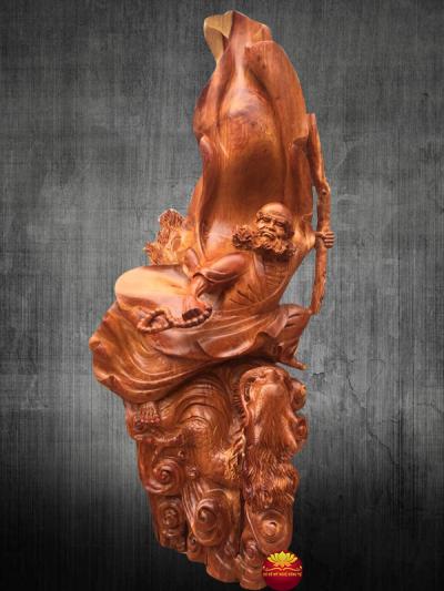 Tượng gỗ Đăng Tự